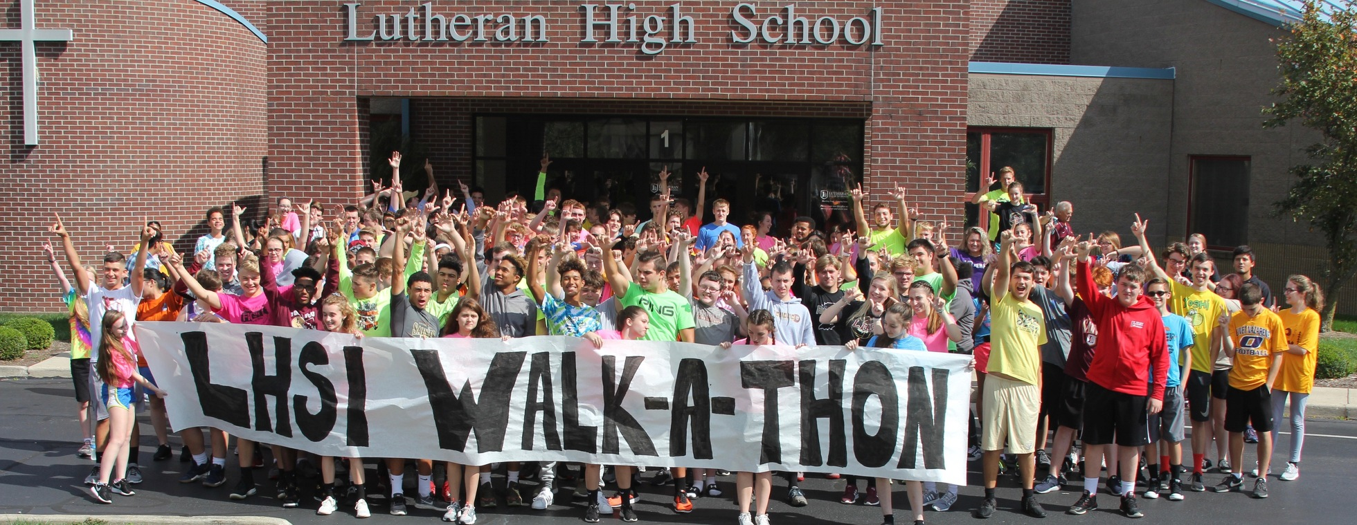 Saints Walk-a-Thon 2019